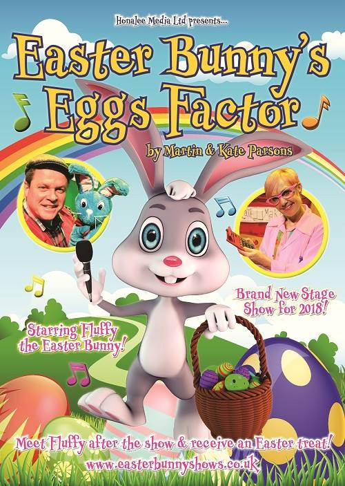 Easter bunnys eggs factor show meet greet and easter gift at easter bunnys eggs factor show meet greet and easter gift m4hsunfo