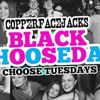 Black Chooseday at Coppers - Use App for Guestlist
