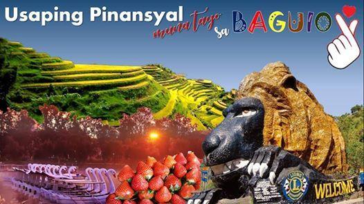 Usaping Pinansyal Muna Tayo sa Baguio Ngayong FEB-ibig