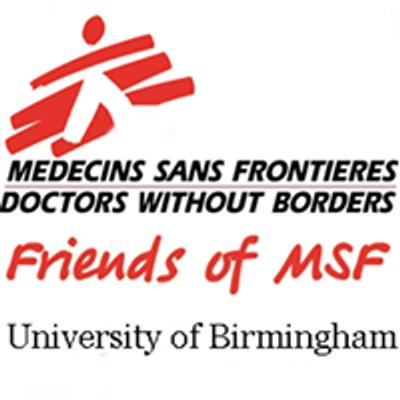 University of Birmingham Friends of MSF