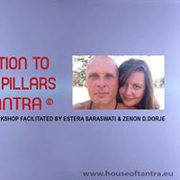 Initiation to Four Pillars of Tantra workshop