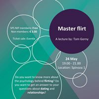 Lecture Master flirt by Tom Gorny