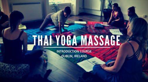 Learn Thai Yoga Massage - Weekend Introduction Course - Dublin