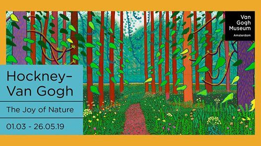 Hockney - Van Gogh The Joy of Nature.
