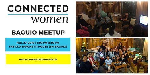 ConnectedWomen Meetup - Baguio (PH) - February 27
