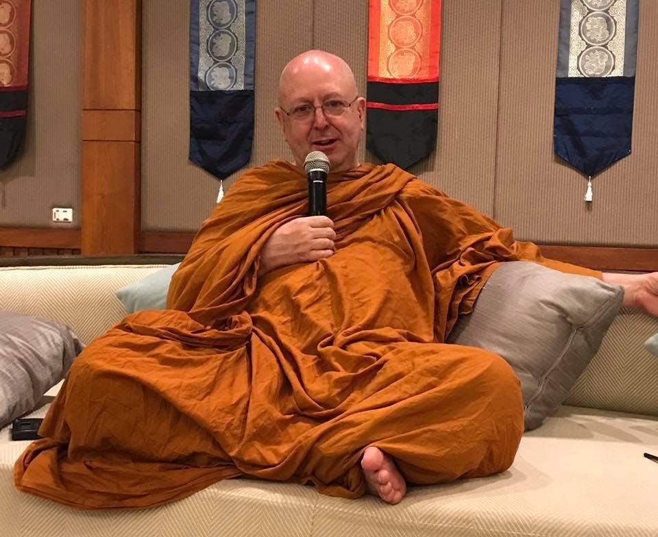 Half-Day Meditation Retreat with Ajahn Brahm in Singapore (30 April)