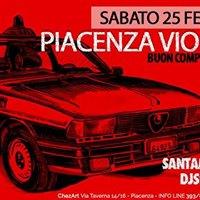 Piacenza Violenta Noir 70s