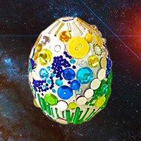 Weekend Walk-In Cosmic Egg