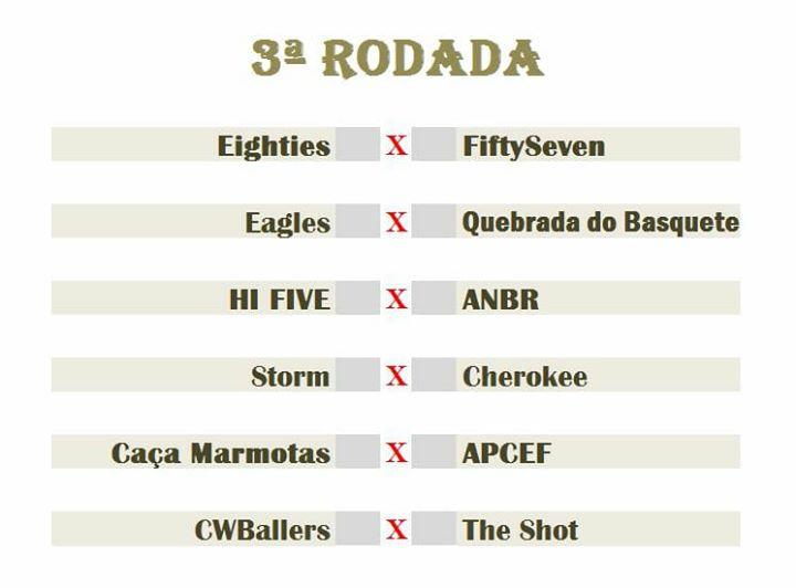 Torneio De Frias -  QB x Eagles