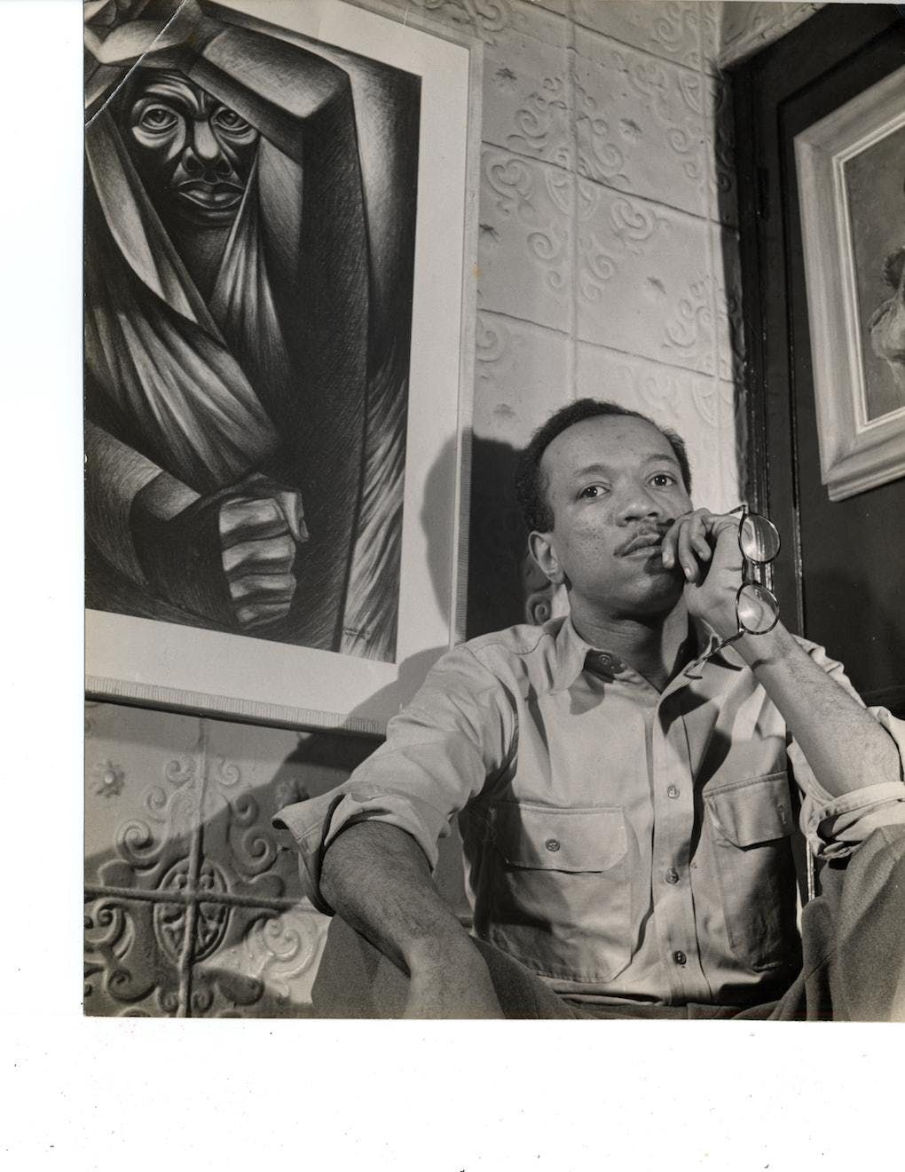 Talks at the Schomburg Charles White Amongst Friends