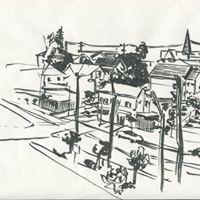 No. 2 Sketching in Ashby Bart Station