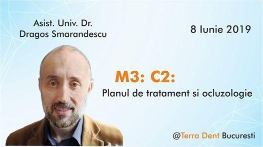 M3 C2 Planul de tratament si ocluzologie