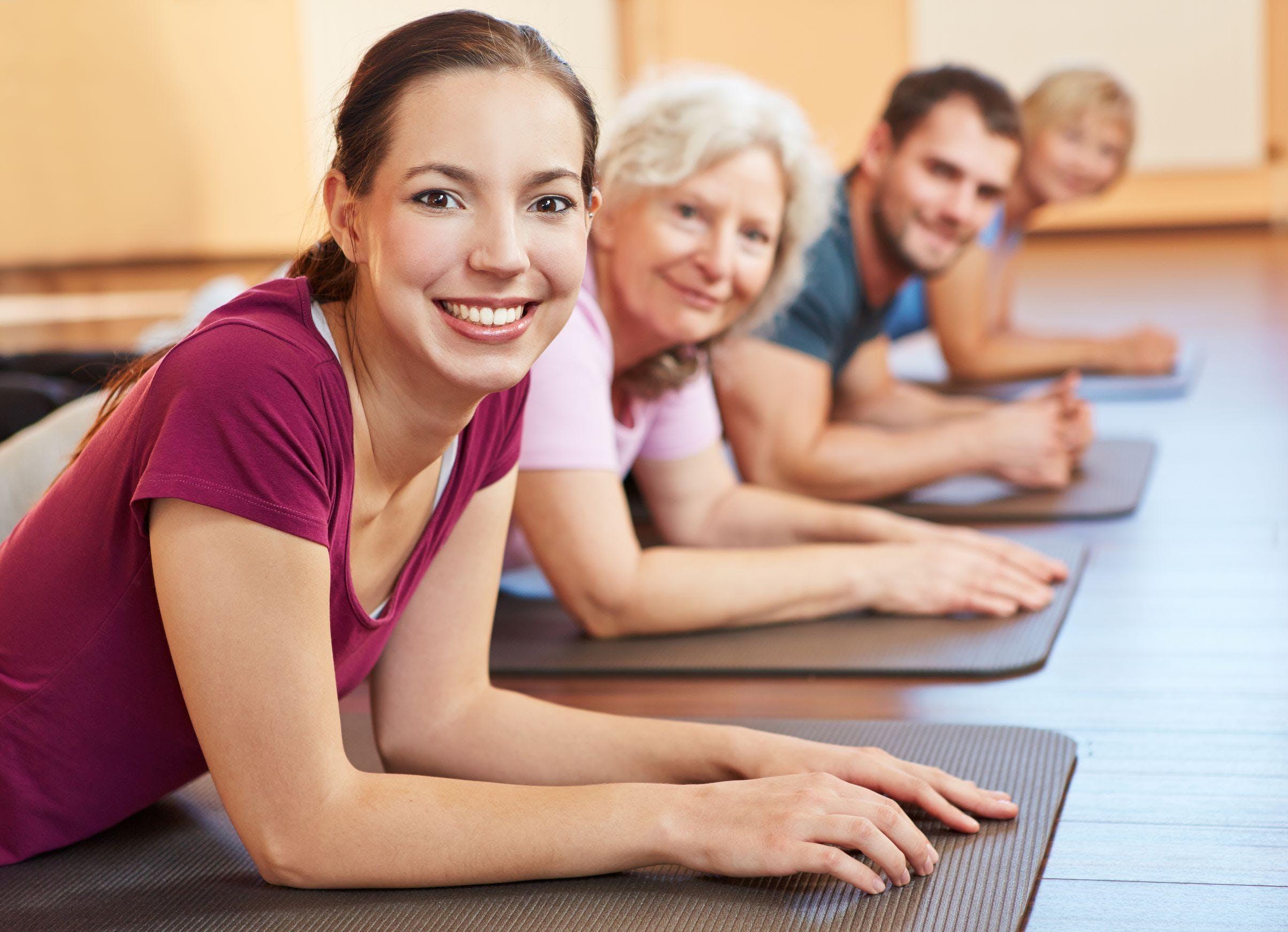 Pilates Fundamentals course x 6 wks