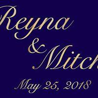 Mitch and Reynas wedding