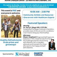 Chatham Kent Diabetes Expo