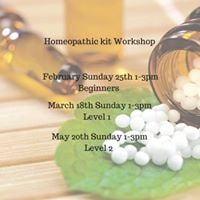 Homeopathic kit workshop