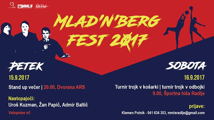 MladnBerg Fest 17