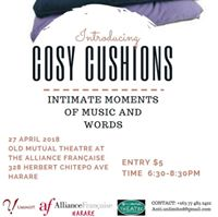 Cosy Cushions.