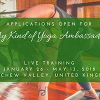 My Kind of Yoga Ambassador Training