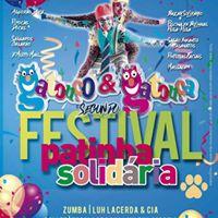 Festival do Patinha Solidria  Segunda Edio