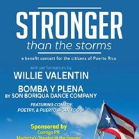 Stronger than the storms Benefit concert