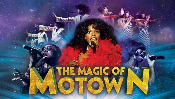 The Magic of Motown at Manchester Opera House