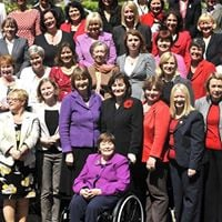 Crawley Labour Women go to Womens Conference