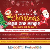 Christmas Jingle &amp Mingle