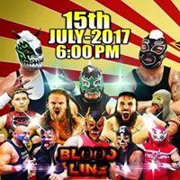Lucha Libre Arizona (LLA Promotions) Presents Bloodline