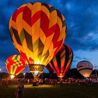 2017 Hot Air Balloon Festival