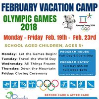 February Vacation Camp at Roots
