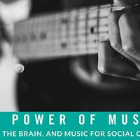 SAA Presents The Power of Music at 530 PM (new start time)