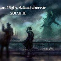 Arkham Night Hungary 2017 - Szkesfehrvr