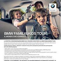 BMW FAMILY&ampKIDS TOUR