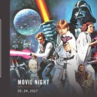 May the 4th be with you - Movie Night in the Piazza