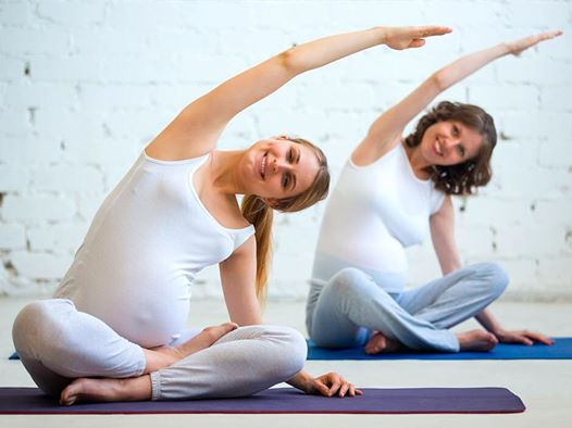Pregnancy Yoga FREE Taster NEW SHAKTI
