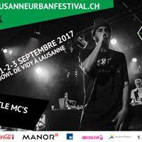 CHECK LE MIC (Lausanne Urban Festival)