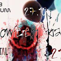 Halloween  Club Palatium  Petek 27.10