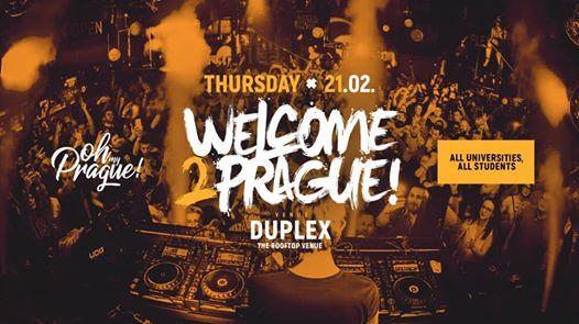 Welcome2Prague  21.2.  Duplex