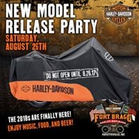 New Model Release Party