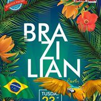 Brazilian Party - The Irish Theatre