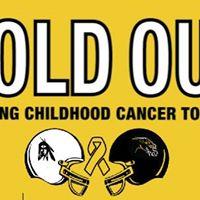 GOLD OUT Tackling Childhood Cancer Together