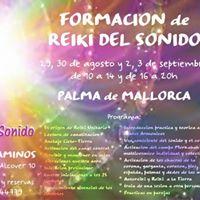 Palma de Mallorca. Formacin de Reiki del Sonido