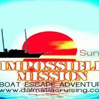 Impossible Mission - Boat esape adventure