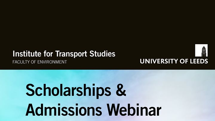 Scholarships & Admissions Webinar
