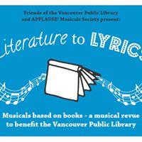 Musicals 101 Literature to Lyrics Musicals based on books