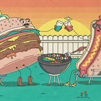 Barbells Beers &amp Burgers
