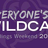 Everyones a Wildcat Siblings Weekend 2017