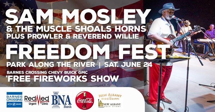 Perfect New Albany Freedom Fest