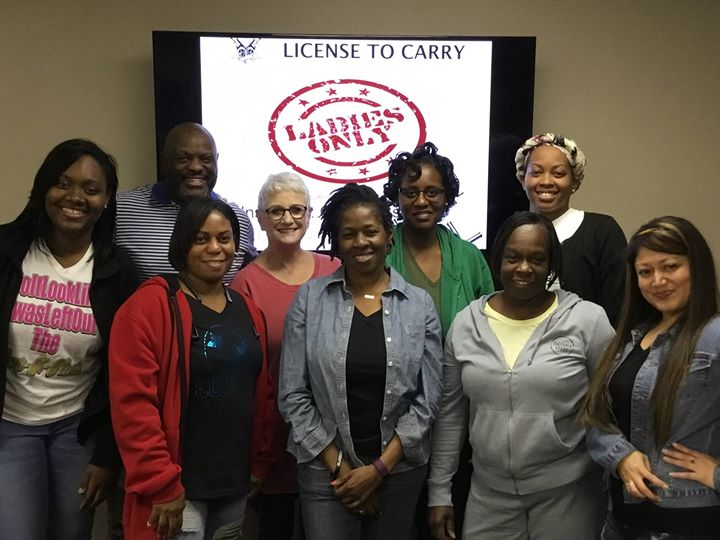 Ladies Only License to Carry Course